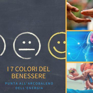 I 7 COLORI DEL BENESSERE/ FOLIGNO