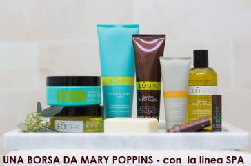 MARY POPPINS:  LA TUA SPA IN UNA SOLA BORSA